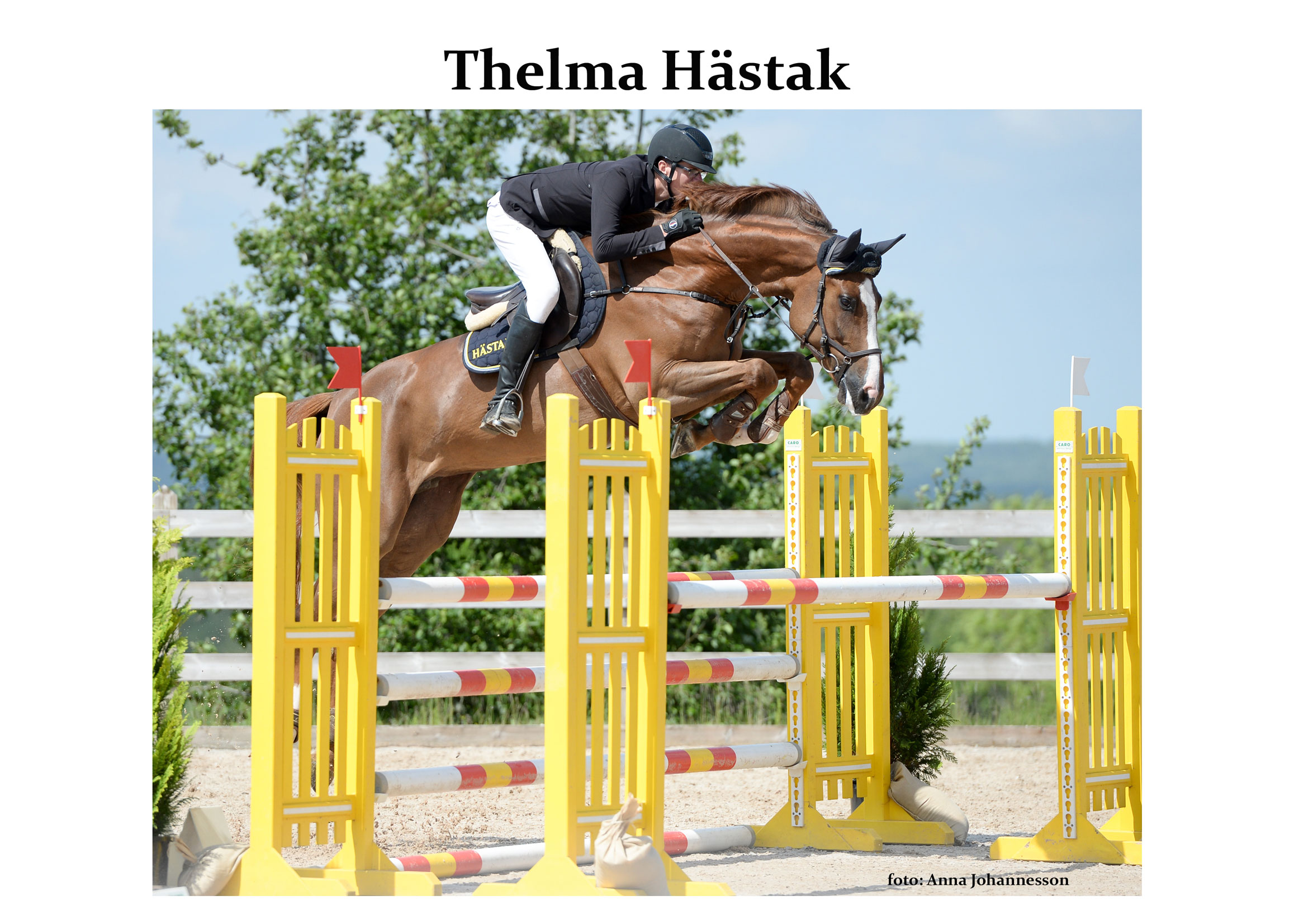 Thelma HÄSTAK e. Heartbeat -Come van de Heffick
